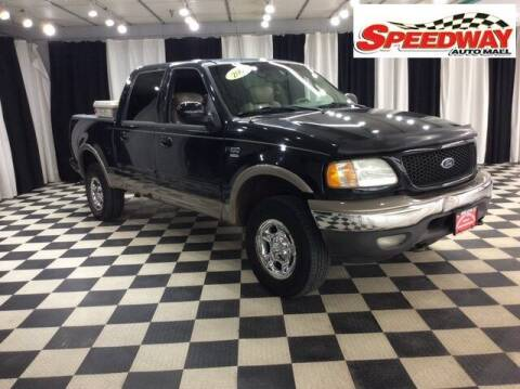 2002 Ford F-150 for sale at SPEEDWAY AUTO MALL INC in Machesney Park IL