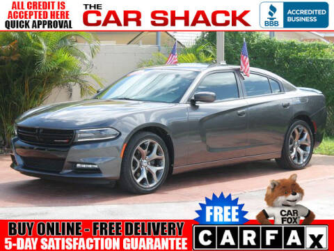 2016 Dodge Charger for sale at The Car Shack in Hialeah FL