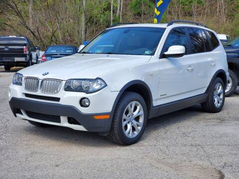 2010 BMW X3 for sale at FAYAD AUTOMOTIVE GROUP in Pittsburgh PA