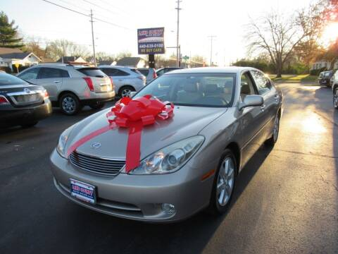 2005 Lexus ES 330 for sale at Lake County Auto Sales in Painesville OH