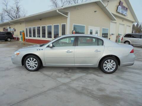 2010 Buick Lucerne for sale at Milaca Motors in Milaca MN