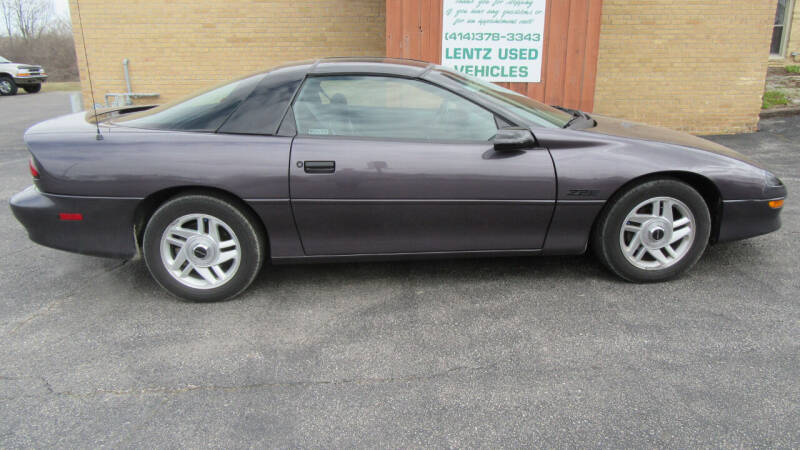 1994 Chevrolet Camaro for sale at LENTZ USED VEHICLES INC in Waldo WI