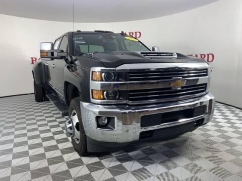 2019 Chevrolet Silverado 3500HD for sale at BOZARD FORD in Saint Augustine FL