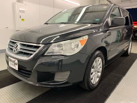 2012 Volkswagen Routan for sale at TOWNE AUTO BROKERS in Virginia Beach VA