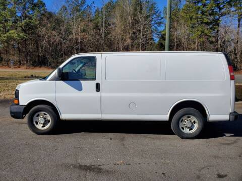 2011 Chevrolet Express Cargo for sale at United Auto LLC in Fort Mill SC