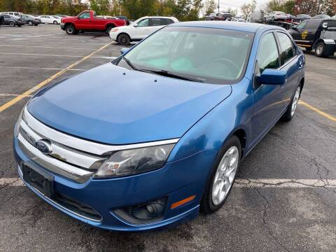 2010 Ford Fusion for sale at MFT Auction in Lodi NJ