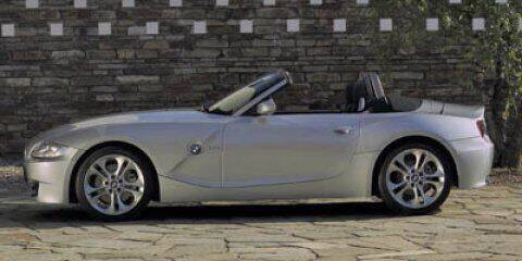 2007 BMW Z4 for sale at Mercedes-Benz of Daytona Beach in Daytona Beach FL