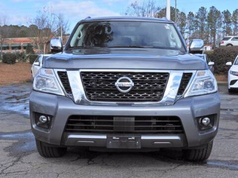 2020 Nissan Armada for sale at Auto Finance of Raleigh in Raleigh NC