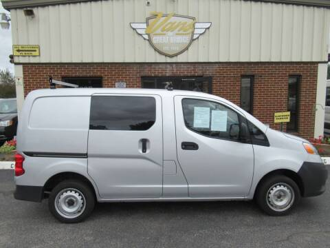 2019 Nissan NV200 for sale at Vans Of Great Bridge in Chesapeake VA
