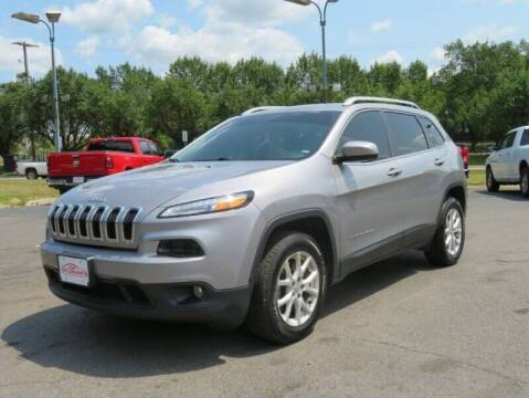2016 Jeep Cherokee for sale at Low Cost Cars in Circleville OH