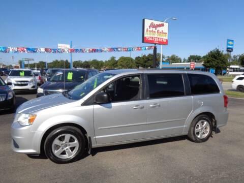 2011 Dodge Grand Caravan for sale at Aspen Auto Sales in Wayne MI
