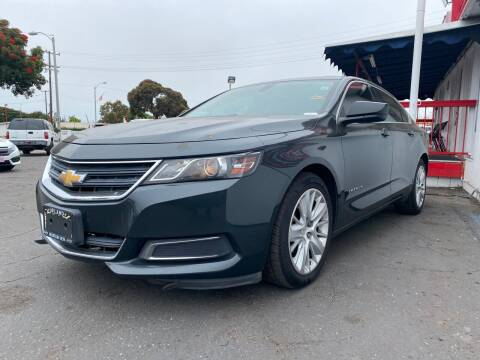 2015 Chevrolet Impala for sale at Auto Max of Ventura in Ventura CA