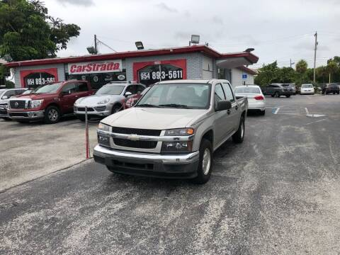 2006 Chevrolet Colorado for sale at CARSTRADA in Hollywood FL