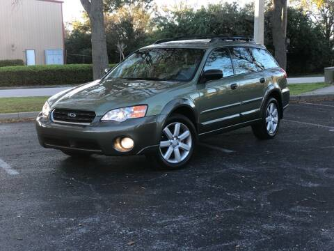 2007 Subaru Outback for sale at Mycarsonline LLC in Sanford FL