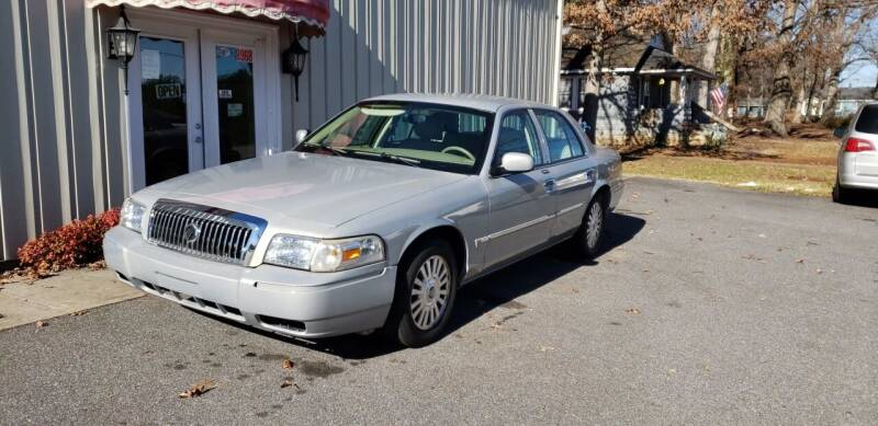 2006 Mercury Grand Marquis for sale at Bethlehem Auto Sales LLC in Hickory NC