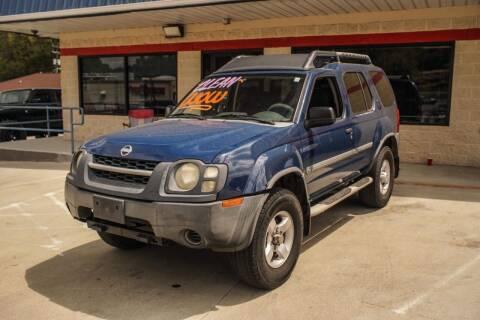2004 Nissan Xterra for sale at CarUnder10k in Dayton TN