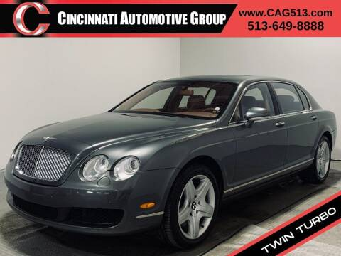 2006 Bentley Continental for sale at Cincinnati Automotive Group in Lebanon OH