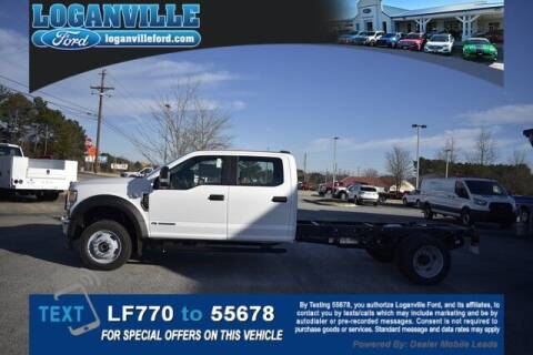 2020 Ford F-450 Super Duty for sale at Loganville Quick Lane and Tire Center in Loganville GA