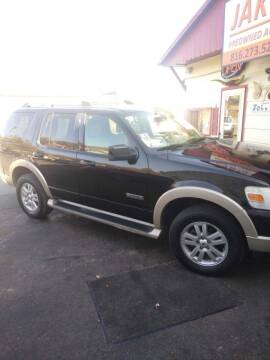 2006 Ford Explorer for sale at Jak's Preowned Autos in Saint Joseph MO