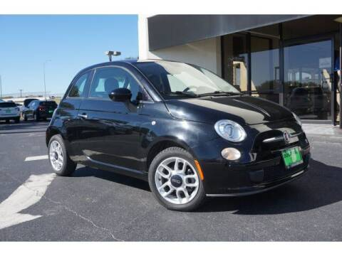 2015 FIAT 500 for sale at Douglass Automotive Group in Central Texas TX