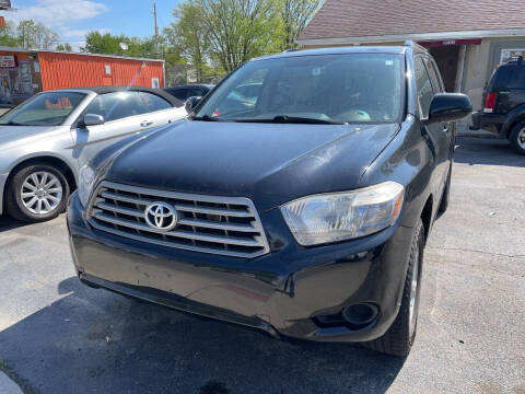 2009 Toyota Highlander for sale at Tiger Auto Sales in Columbus OH