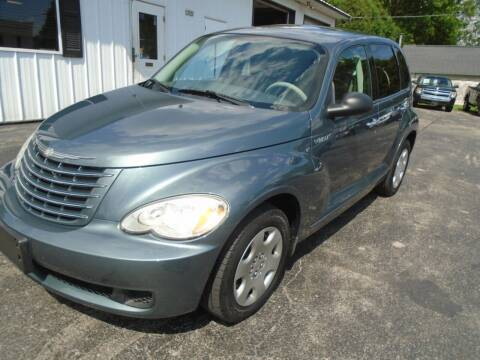 2006 Chrysler PT Cruiser for sale at NORTHLAND AUTO SALES in Dale WI