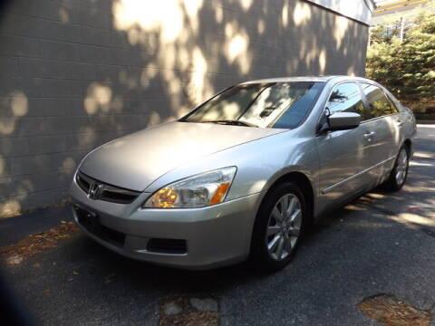 2006 Honda Accord for sale at Wayland Automotive in Wayland MA