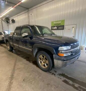 2000 Chevrolet Silverado 1500 for sale at Tower Motors in Brainerd MN