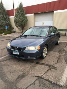 2008 Volvo S60 for sale at Specialty Auto Wholesalers Inc in Eden Prairie MN