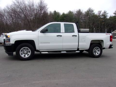 2018 Chevrolet Silverado 1500 for sale at Mark's Discount Truck & Auto Sales in Londonderry NH