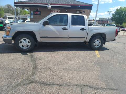 2005 Chevrolet Colorado for sale at Geareys Auto Sales of Sioux Falls, LLC in Sioux Falls SD