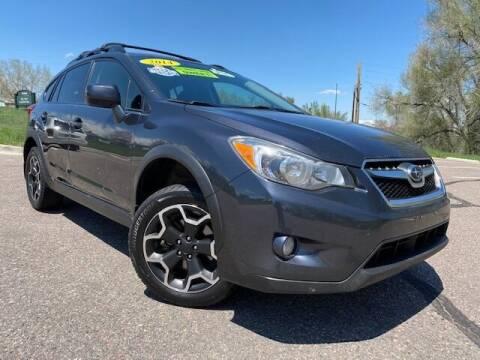 2014 Subaru XV Crosstrek for sale at UNITED Automotive in Denver CO