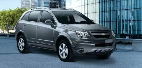 2013 Chevrolet Captiva Sport for sale at LAKE CITY AUTO SALES in Forest Park GA