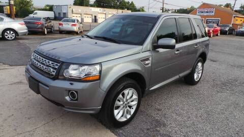 2013 Land Rover LR2 for sale at Unlimited Auto Sales in Upper Marlboro MD