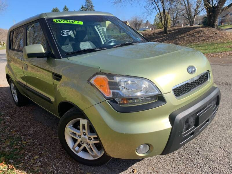 2010 Kia Soul + 4dr Crossover 4A - West Pittsburg PA