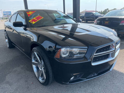 2014 Dodge Charger for sale at Top Line Auto Sales in Idaho Falls ID