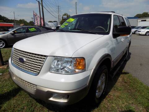 2003 Ford Expedition for sale at Pro-Motion Motor Co in Lincolnton NC