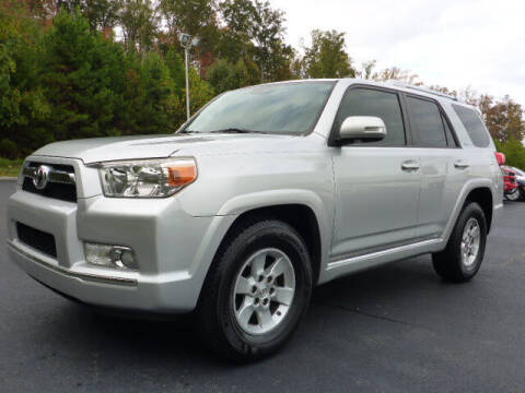 2013 Toyota 4Runner for sale at RUSTY WALLACE KIA OF KNOXVILLE in Knoxville TN