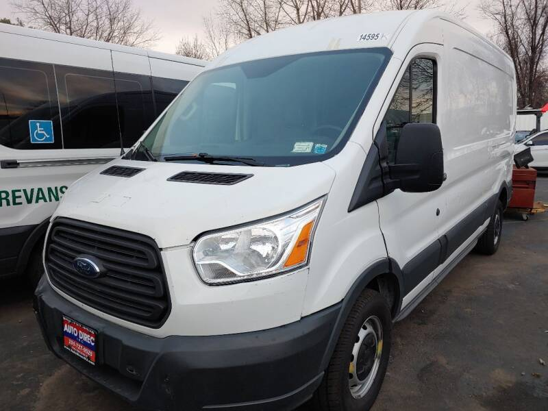 2015 Ford Transit for sale at Auto Direct Inc in Saddle Brook NJ