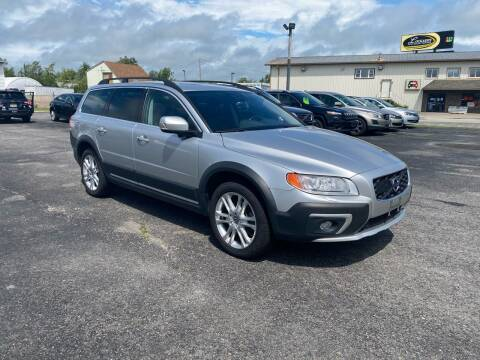 2016 Volvo XC70 for sale at Riverside Auto Sales & Service in Portland ME