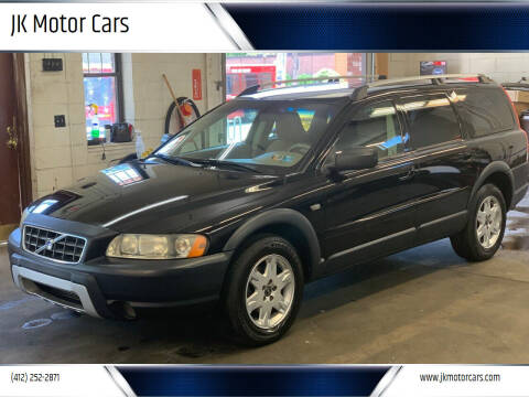 2005 Volvo XC70 for sale at JK Motor Cars in Pittsburgh PA