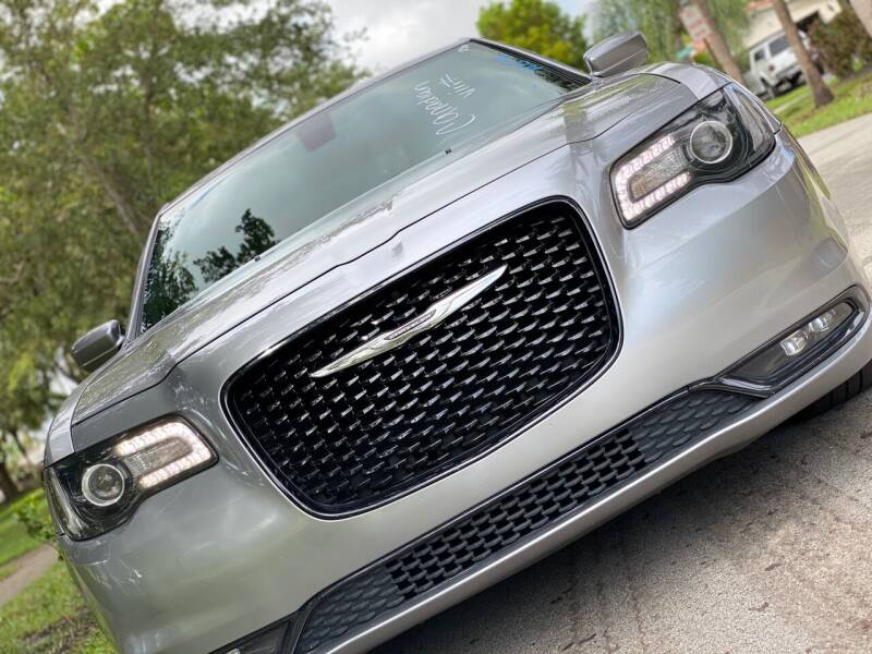 2015 Chrysler 300 for sale at HIGH PERFORMANCE MOTORS in Hollywood FL