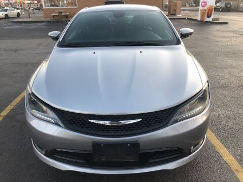 2015 Chrysler 200 for sale at Pay Less Auto Sales Group inc in Hammond IN