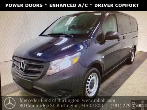 2019 Mercedes-Benz Metris for sale at Mercedes Benz of Burlington in Burlington MA