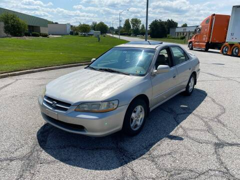 1999 Honda Accord for sale at JE Autoworks LLC in Willoughby OH