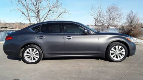 2011 Infiniti M37 for sale at Macks Auto Sales LLC in Arvada CO