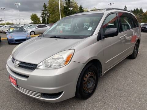 2004 Toyota Sienna for sale at Autos Only Burien in Burien WA
