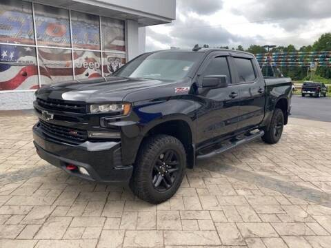 2019 Chevrolet Silverado 1500 for sale at Tim Short Auto Mall in Corbin KY