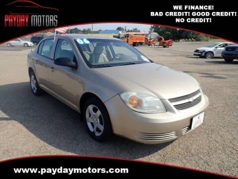 2006 Chevrolet Cobalt for sale at Payday Motors in Wichita KS