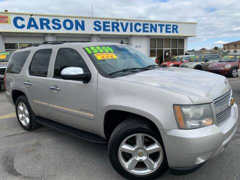 2007 Chevrolet Tahoe for sale at Carson Servicenter in Carson City NV
